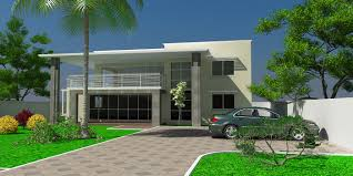 4 Bedroom Homes 4 Bedroom House Designs On 1600x890 Plans Ghana Jonat Modern In