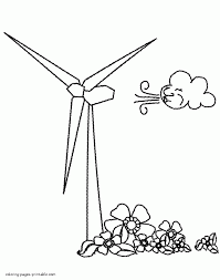earth day coloring pages recycling throughout energy coloring