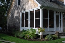 Aluminum Patio Enclosure Materials Nice Vinyl Windows For Screened Porch