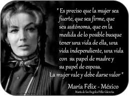 Memes Maria Felix - mujeres famosas maría félix méxico