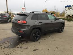 jeep altitude 2018 new 2018 jeep cherokee 4x4 altitude edmonton ab express car loans