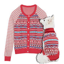 sweater with dogs on it 5 matching sweaters for dogs owners that are pawfect