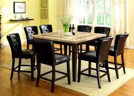 dining room sets 9 piece furniture drop dead gorgeous counter height dining table