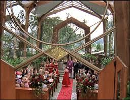 wayfarer chapel wedding the o c filming locations the church