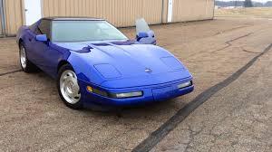1996 corvette lt4 for sale 1995 chevrolet corvette admiral blue for sale