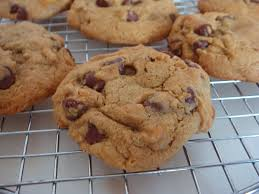 baking library homemade subway chocolate chip cookies