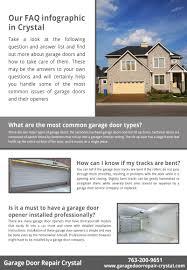 Overhead Garage Door Services by About Us 763 200 9651 Garage Door Repair Crystal Mn