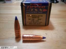Barnes Tipped Tsx Armslist For Sale 45 Barnes 130 Gr 308 Ttsx Bullets