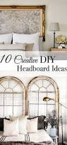 Simple Headboard Ideas by 55 Cool And Practical Home Décor Hacks You Should Try Window