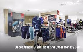 black friday houseware sales amazon under armour black friday and cyber monday deals and sale 2017