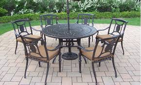 Wrought Iron Patio Table And Chairs How To Clean Wrought Iron Patio Furniture Overstock Com