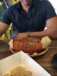 Urban Kitchen Birmingham - the killer whale burrito absolutely massive yelp
