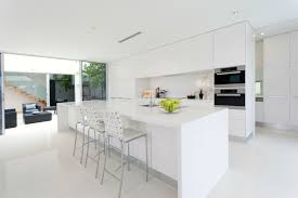 white contemporary kitchen cabinets gloss 60 modern kitchen design ideas photos home stratosphere