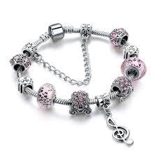 silver bead bracelet diy images 65 best diy european beaded fit charm bracelets images on jpg