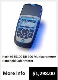 new and used colorimeters for sale science triangle