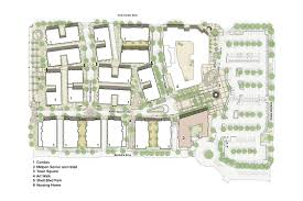 Nursing Home Floor Plans Bar Architects Our Work Alma Point Senior Housing