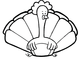 coloring turkey a turkey coloring page that says happy thanksgiving