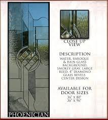 Glass Inserts For Exterior Doors Exterior Door Glass Inserts Entry Door Glass Inserts Lowes