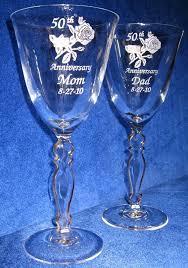 wedding gift glasses wine glass gift ideas sosfund