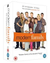 modern family seasons 1 6 dvd amazon co uk ed o u0027neill sarah