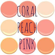 benjamin moore peach parfait 2175 70 part of our color trends