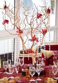 Wedding Centerpieces With Crystals by Tall Wedding Reception Centerpieces Weddings Romantique