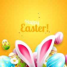 easter cards yellow easter cards vector vector card free