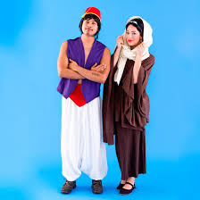 jasmine halloween costume adults grab your baes and explore the world together in these jasmine