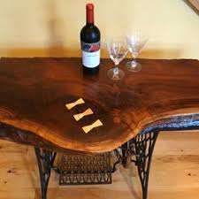 Live Edge Bar Table Live Edge Entry Tables Hall Tables And Accent Tables Slab