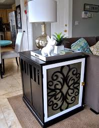 Dog Home Decor by Designer Dog Crate Furniture Home Decor Interior Exterior Interior