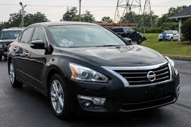 used nissan altima 2014 2014 black nissan altima 2 5 sl trust auto used cars