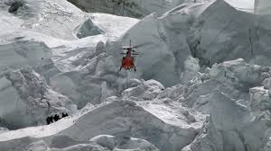 Icy Avalanche Everest Rescuers Recover 13th Body From Icy Pass Nbc News