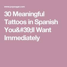 25 trending tattoos in spanish ideas on pinterest cool tattoos