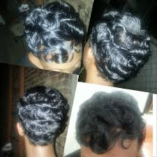 black soft wave hair styles finger waves short black hair finger waves curl hair