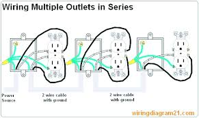 how to wire an electrical outlet wiring diagram house beautiful