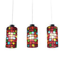 Glass Blown Pendant Lights Light Colorful Glass Blown Pendant Lights For Bedroom Clear Hand