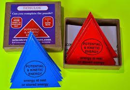 potential and kinetic energy tatsulok