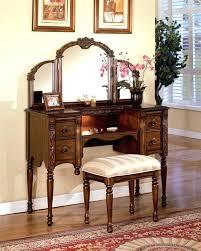Dressing Table Idea White Vintage Dressing Table With Mirror Vintage Dressing Table