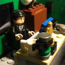 lego office lego ideas nbc s the office achieves 10 000 supporters the brick