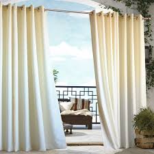 Sunbrella Outdoor Curtain Panels by Outdoor Curtain Panels Interior Design