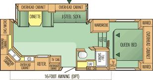 eagle fifth wheel floor plans 2003 eagle jayco inc