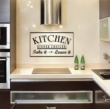 ideas for kitchen wall decor wall designs to beautify your kitchen