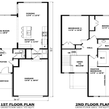 modern two story house plans simple two story house modern two story house plans double story