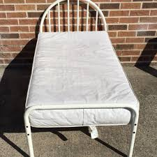 Metal Toddler Bed Find More Cosco Metal Toddler Bed With Mattress Must Be Picked Up