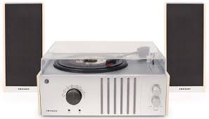 crosley electronics player with detachable speakers u0026 reviews