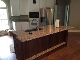 bespoke kitchen island handmade kitchen island with spice rack dishwasher and granite