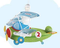 ladario per ragazzi ladario aeroplano bambini e colori 33525 idea luce di