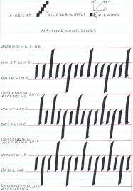 4 lined paper english writing naming lines jpg ascending line this is the line that all your ascending letters look for except the letter t this rule also applies to what you are reading right now