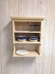 Kitchen Dish Rack Ideas Furniture Fascinating White Wooden Wall Mounted Plate Racks In