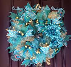 30 best wreaths peacock images on peacock wreath